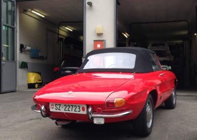 Alfa Romeo 1300 Spider201310077867