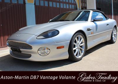 Aston-Martin DB7 Vantage Volante