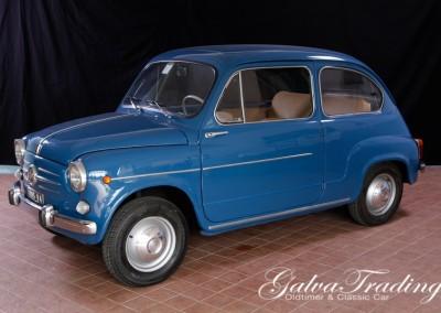 Fiat 600 D tipo 100D201204017900