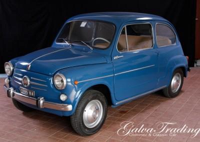 Fiat 600 D tipo 100D