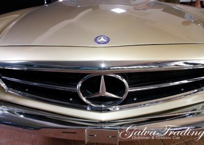Mercedes-Benz 250 SL Pagode W113