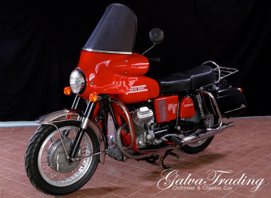 Moto-Guzzi V7 850 GT