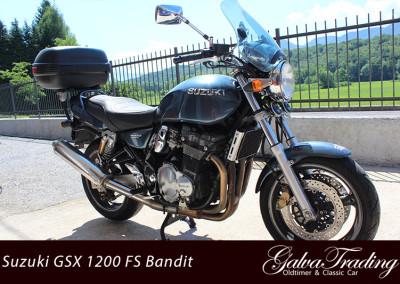 Suzuki GSX 1200 FS Bandit