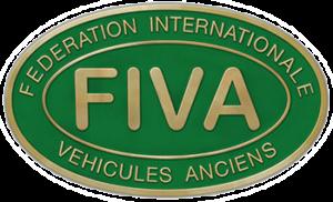 FIVA-logo-Classic Cars Schweiz